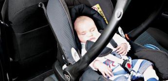 New Rules on the use of Child Restraint Systems in Motor Vehicles