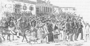 Festive Celebration, Colonial Condemnation: The events of Carnival 1846