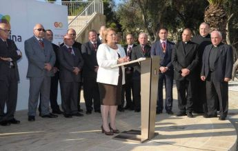 President launches l-Istrina in Gozo - 2 days of events to be held across Gozo