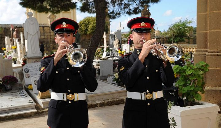Remembrance Day commemoration ceremony in Gozo on Sunday