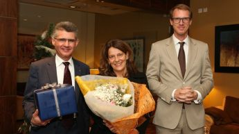 Malta International Airport welcome its four millionth passenger this year