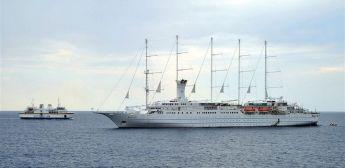 MV Windsurf & MV Deutschland bring around 830 passengers to Gozo