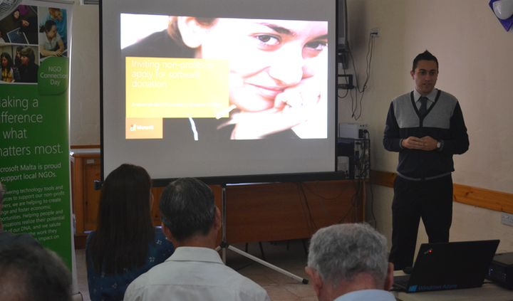 NGO Connection Day held in Gozo with the participation of Microsoft Malta