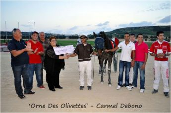 Orne Des Olivettes wins Premier/Gold class at the November Finals