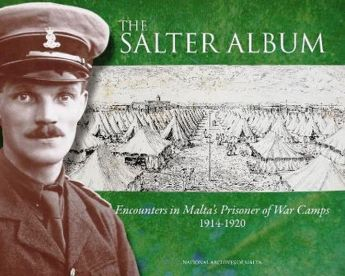 The Salter Album - Encounters in Malta's Prisoner of War Camps... Book launch