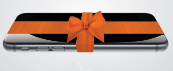 Win an iPhone 6 everyday until the 2nd of December with GO