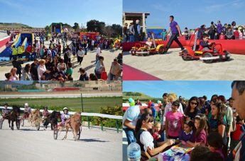 World Children's Day celebrated in Gozo at the Xhajma Racetrack