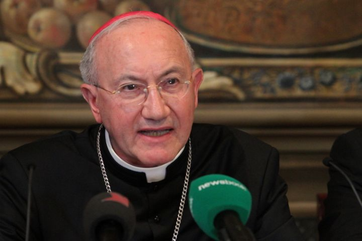 Nomination of new Archbishop is expected to be announced in the coming months