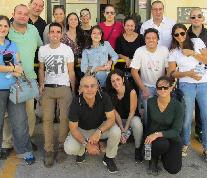Camilleri Preziosi Advocates from Malta give a helping hand at Dar Arka
