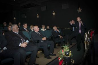 Citadel Cinema reopens: Viewers experience the first 4K SXRD on the islands