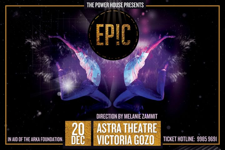 Epic: A variety show in aid of Arka Foundation at the Astra Theatre