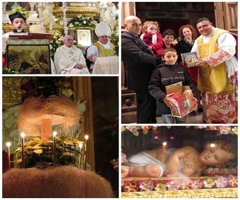Gharb Parish celebration for the Holy Night of Christmas
