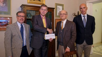 HSBC Malta Foundation donates €35,000 to Patrimonju Malti