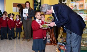 Aqra Kemm Tiflah literacy programme launched for early primary school years