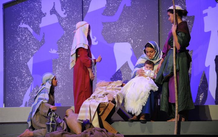 'Milied Kuljum' staged by pupils from Bishop's Conservatory Girls' Secondary school