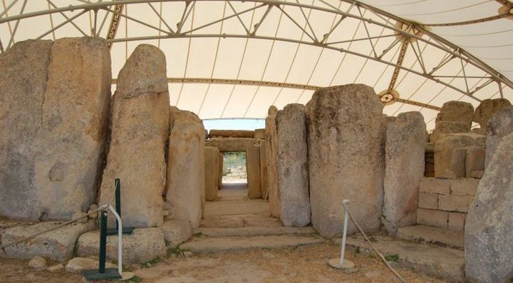 Experience the winter solstice at Mnajdra Temples with Heritage Malta