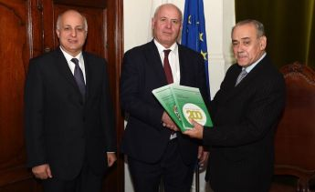 Financial sustainability & going concern of Gozo Channel Co were very critical - NAO