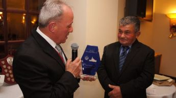 Gieh Ghajnsielem 2014 awarded to Paul Azzopardi for his voluntary work