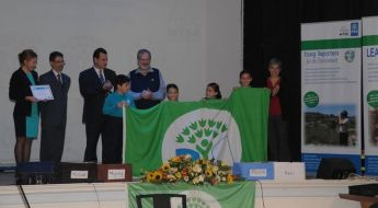 Sannat Primary awarded Green Flag, Zebbug Primary awarded Bronze Medal