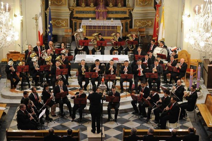 Grand Christmas Concert featuring the St Margaret Band of Sannat