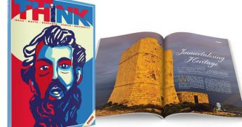 Where was St Paul Shipwrecked? The latest edition of 'Think' trys to narrow it down