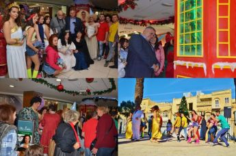 Children's Christmas entertainment taking place at Villa Rundle & The Duke