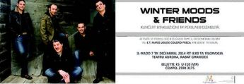 Winter Moods & Friends special Gozo concert for persons with disabilities