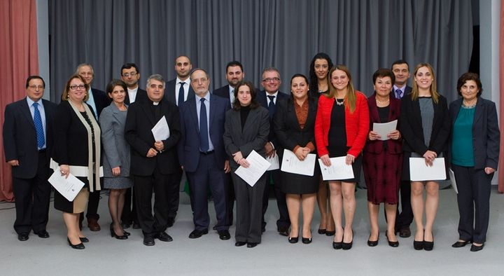 15 Gozitans become qualified proofreaders of Maltese