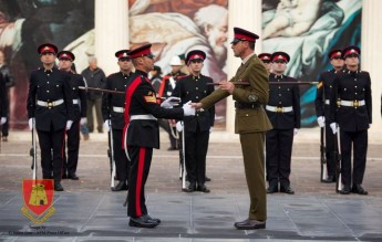 Changing of the guard ceremony reestablished at the Presidential Palace