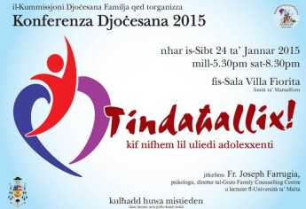 Annual Conference organised by the Family Commission of the Gozo Diocese