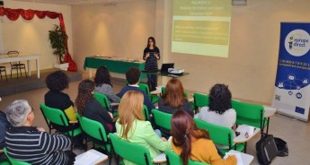 Erasmus+ information session held by European Union Programmes Agency