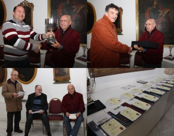 The Gozo Philatelic Society appoints Louis Bonello as new President