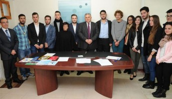 Gozo Youth Council office inaugurated by the Minister for Gozo