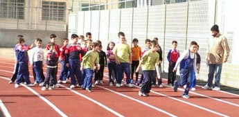 Triangular Athletics Meeting held in Gozo hosted by local club Athletix AC