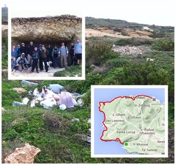 Gozo-Rocks Ultimate challenge hike completes perimeter of Gozo