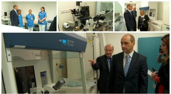 First IVF treatments start in new facilities at Mater Dei Hospital
