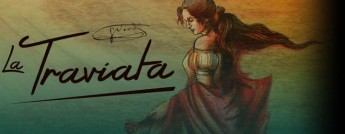 Giuseppe Verdi's opera La Traviata at the Aurora Theatre in October