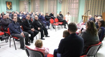 Parish Priests three-day Live-in 2015 at Rabat comes to an end