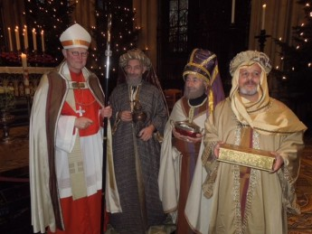 The Three Magi to arrive in Malta from Cologne on Saturday afternoon