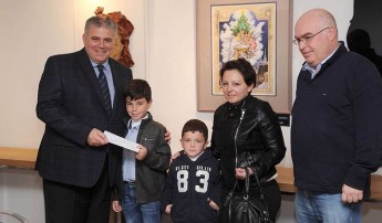 Jacob Attard of Zebbug wins competition for tickets to Disneyland