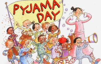 Gozo College Rabat Primary School Pyjama Day on Wednesday