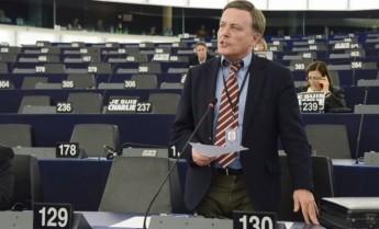 Sant tells European Parliament that Euro project is too big to fail