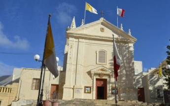 Feast of St Paul being celebrated at Marsalforn Church this week