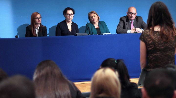 Student-led public seminar held on family violence and the law