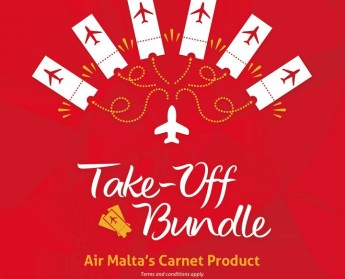 Air Malta launches Take-Off Bundle for customers on Italian routes