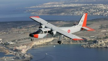 AFM to get additional Fixed Wing Aircraft through EU funds under Frontex