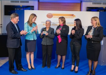 MEPs present the European Citizen's Prize to Hospice Malta
