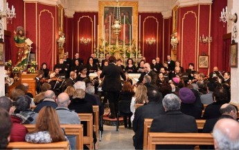 Concert held to honour St Paul with the Stella Maris Choir & Orchestra