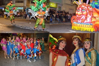Grand Finalé in Victoria brings the Gozo Regional Carnival to a close