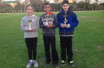 Gozo Greyhounds achieve great results in Malta cross country races